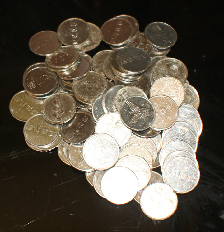 Slot Machine Coins For Sale
